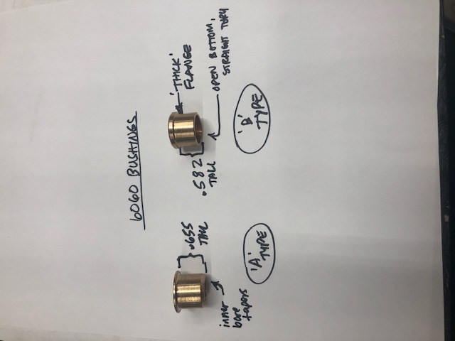 6060 T56 Magnum Bronze or Stock Shifter Bushing