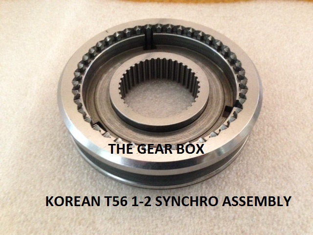 Tremec T45 1-2 Synchronizer Assembly Tremec or Aftermarket