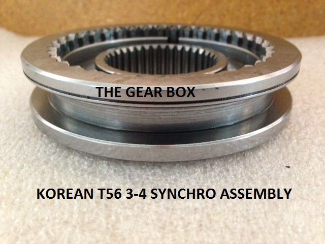 T56 3-4 Synchronizer Assembly  Tremec or Aftermarket