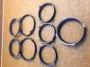 T56 Carbon Fiber / Kevlar Ring Set Corvette GTO CTSV